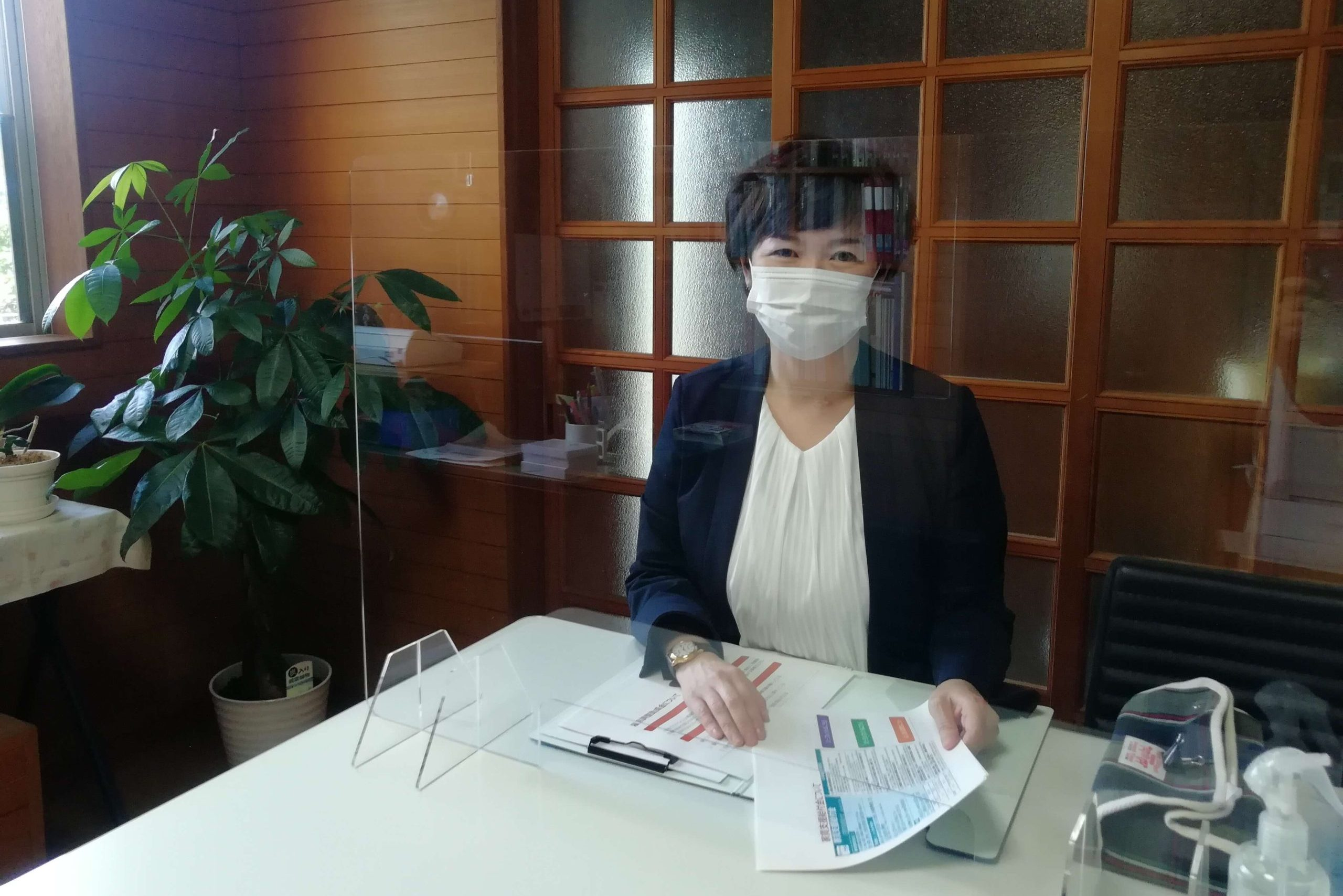 新型コロナウイルスへの感染防止対策について